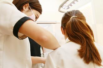 患者様との長く深い信頼関係を築く、担当制・チーム制